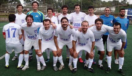Santo Américo é o último semifinalista do 'Interclubes - 2014'