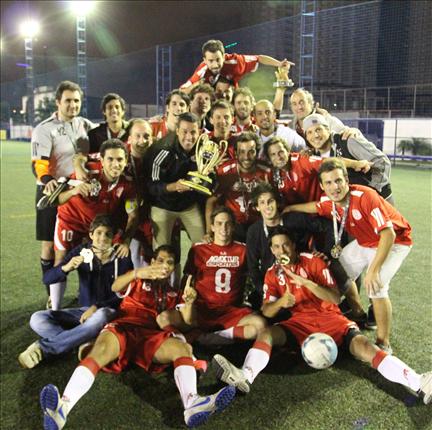 CA Paulistano é o campeão Paulista 'Interclubes - 2014'