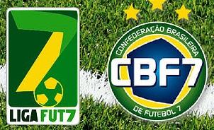CBF7 e LIGA FUT7 unidas.