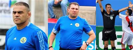 Os melhores árbitros do Brasil são PAULISTAS.