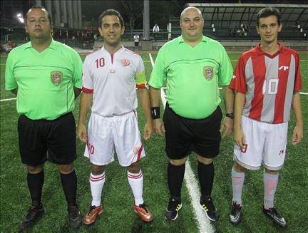 Interclubes 2015: C.A. Paulistano empata com Alto dos Pinheiros jogando em casa e garante vaga na FINAL.