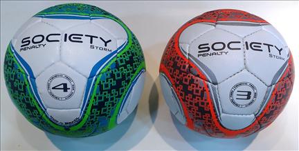 Bolas de Futebol 7 Society tamanhos 3 e 4