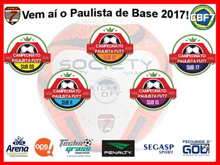 Vem aí o Paulista de Base 2017