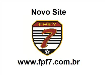 Site novo Federação