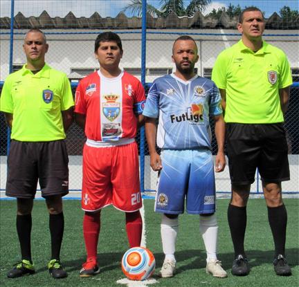 Equipe peruana estréia lutando até o fim para buscar empate contra DAMOL, em partida histórica no Futebol 7