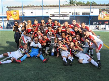 MULEKINHOS - Campeão Paulista 1a. Divisão 2019