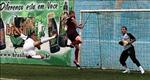 Cleudo fez o terceiro gol em um lindo voleio